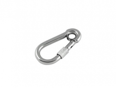 Locking Stainless Steel Snap