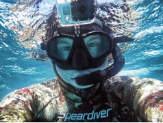 GoPro Mount For Speardiver Stealth Mask