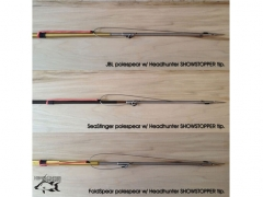 Headhunter Showstopper 6mm Pole Spear Slip Tip Kit