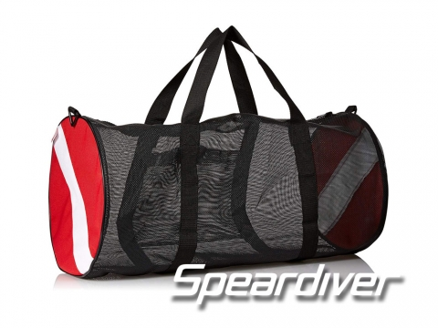 Speardiver Mesh Spearfishing Gear Bag