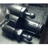 14mm and 16mm Euro Speargun Muzzle Band Adapters