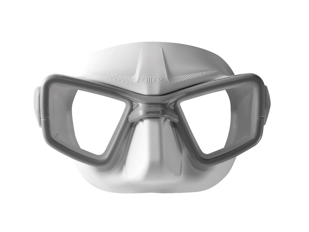 OMER UP-M1W Umberto Pelizzari White Mask