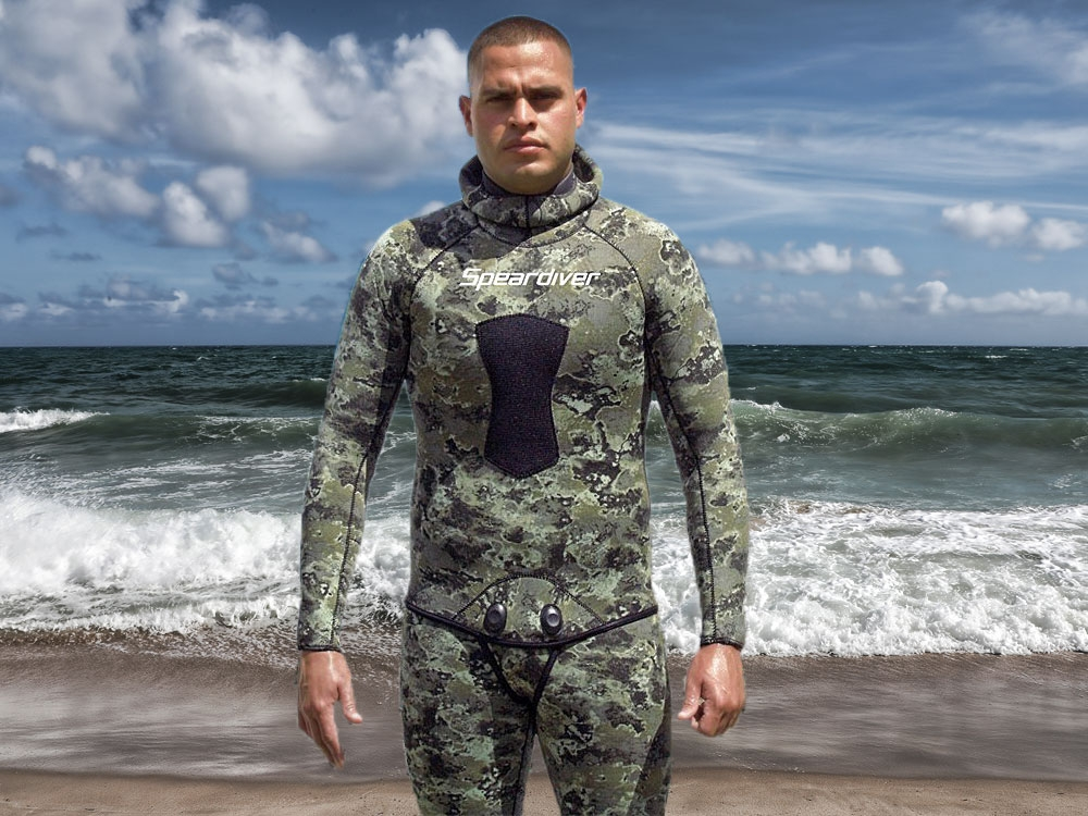 Speardiver Pacific Spearfishing Wetsuit