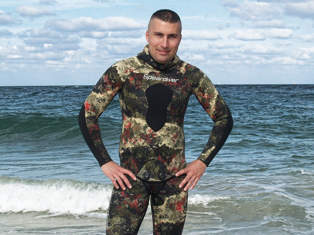 Speardiver Reef Spearfishing Wetsuit