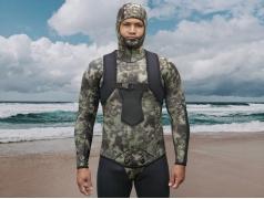 Speardiver Spearfishing Weight Vest Black