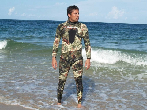 Speardiver Reef 1.5mm Spearfishing Wetsuit