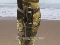 Speardiver Scrambler Spearfishing Knife