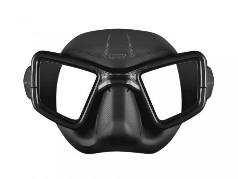 OMER UP-M1 Umberto Pelizzari Mask Black