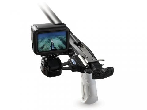 OMER Revolving Camera Holder Speargun Bracket GoPro Mount