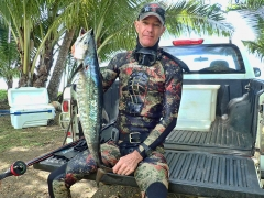 Speardiver TALL and THIN Reef Spearfishing Wetsuit