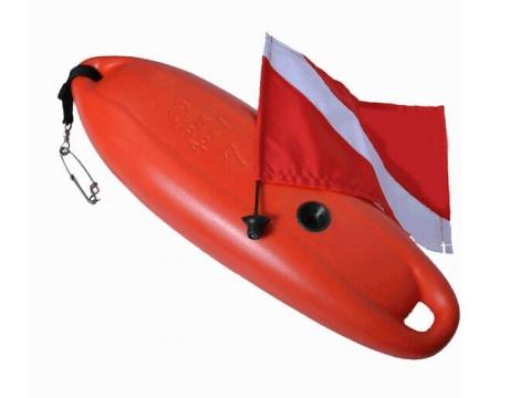 Rob Allen Flag & Mast Kit for Hard Float